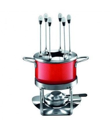 Fondue Energy Red