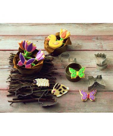 Kształtki Easter & Spring