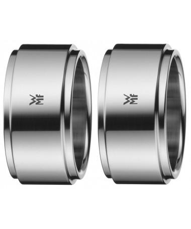 WMF - zestaw 2cz. pierścieni do serwetek Michalsky