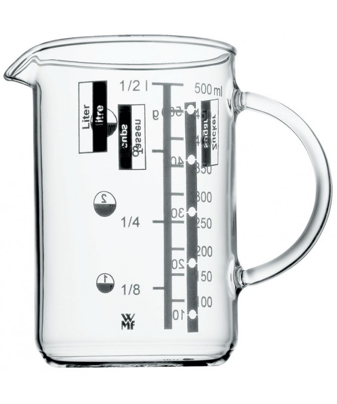 WMF - kubek z miarką 0,5l Gourmet