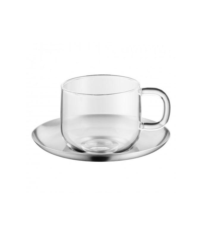 WMF - filiżanka do herbaty z podstawą SensiTea