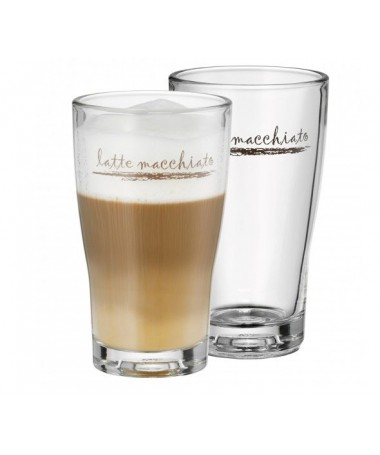 WMF - zestaw 2 szklanek do latte Barista