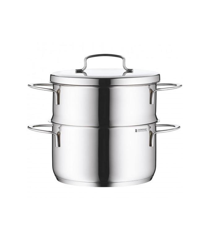 WMF - garnek do gotowania na parze mini 16cm