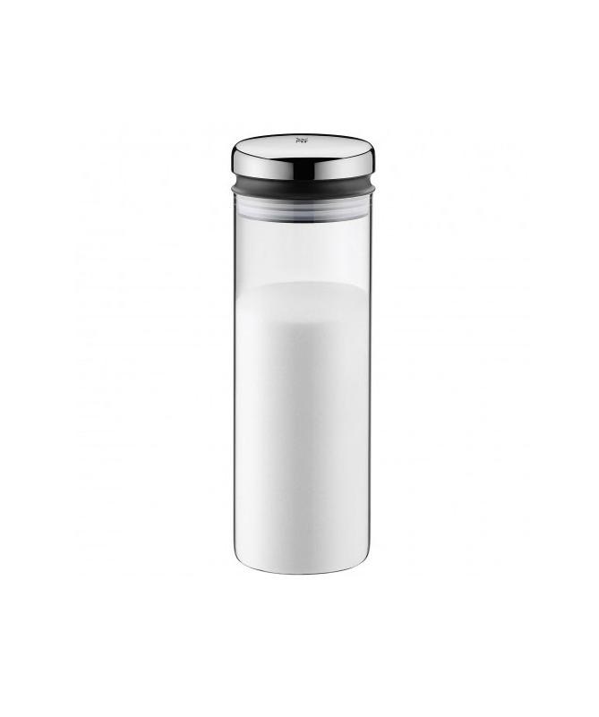 WMF - pojemnik szklany z metalową pokrywą 1,5l Depot