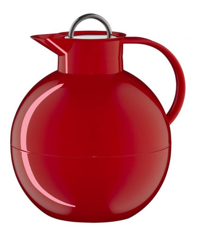 "Termos kula ""Kugel"" red/matal 0,94l"