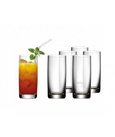 Zestaw 6 szklanek do drinków easy Plus