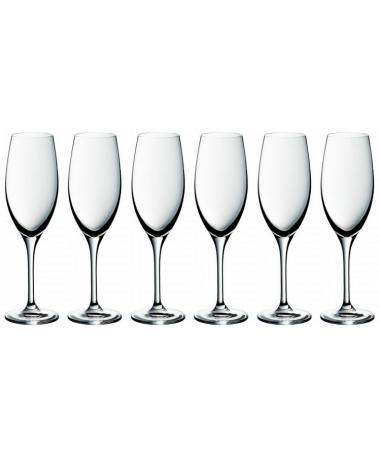 Zestaw 6 kieliszków do szampana easy Plus