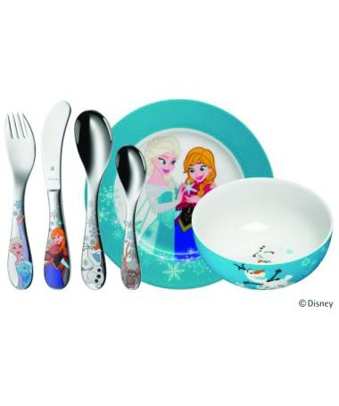 WMF - zestaw 6cz. sztućców dla dzieci Frozen