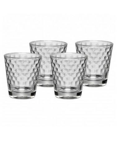 Zestaw 4 szklanek Tumbler