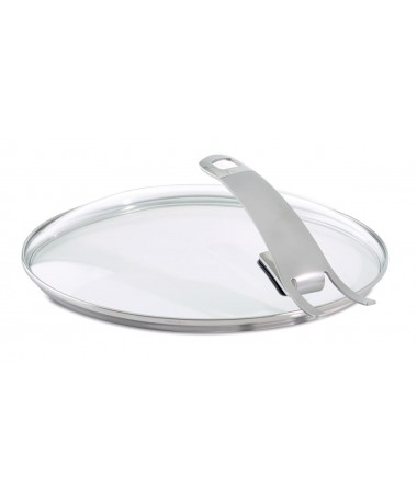 Pokrywa szklana zaczepiana 20cm Premium