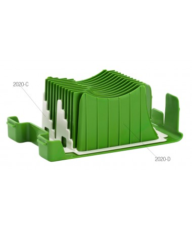 Alligator slicer